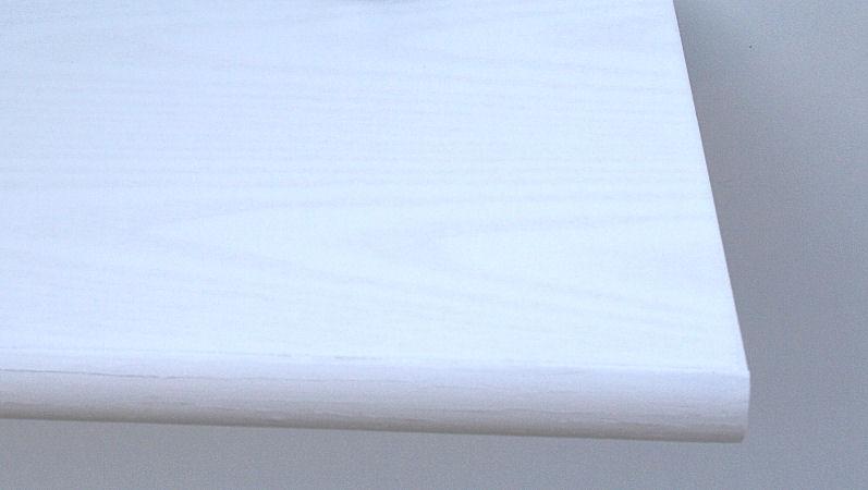 regalboden brett holzboden esche wei furnier f r. Black Bedroom Furniture Sets. Home Design Ideas