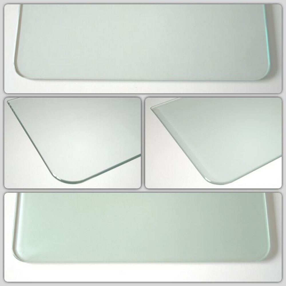8 mm royal15 glasboden runde ecken 3 l ngen 2 tiefen klarglas satiniertes glas ebay. Black Bedroom Furniture Sets. Home Design Ideas