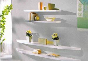 big board regalboden ecke wei 60 tablar wandregal ebay. Black Bedroom Furniture Sets. Home Design Ideas
